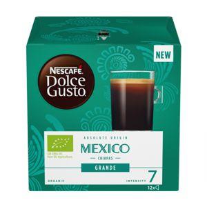 Nescafé Dolce Gusto Mexico 100% Organico 12 ks