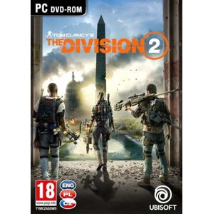 Pc hra Tom Clancys The Division 2 (PC)