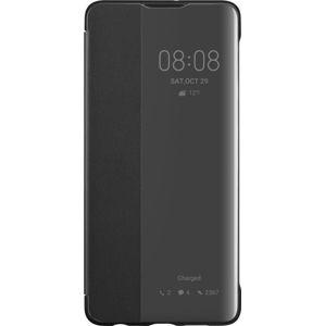 pouzdro na mobil Pouzdro Huawei Original S-view P30 černé