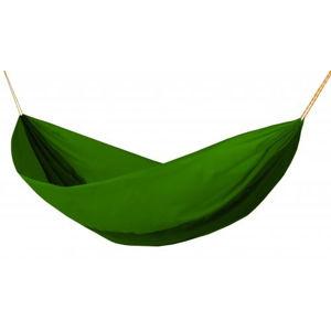 Hamaka Double světlé zelená/zelená