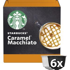 Starbucks by Nescafé Dolce Gusto Caramel Macchiato