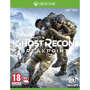 Xbox One Tom Clancys Ghost Recon: Breakpoint