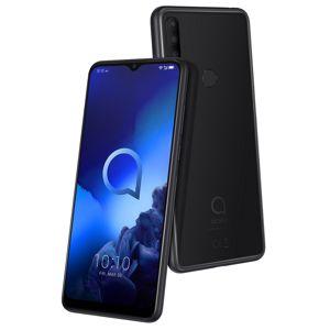 Alcatel smartphone 3X 2019 6/128 černá (5048U)