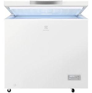 Electrolux pultová mraznička Lcb3lf20w0