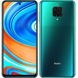Xiaomi smartphone Redmi Note 9 Pro, 6Gb/64gb, Tropical Green