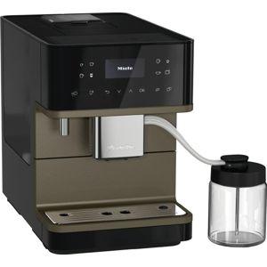 Miele automatické espresso Cm 6360 obsidian černý Pearlfinish