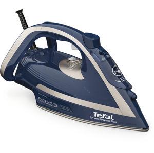 Tefal Smart napařovací žehlička Protect Plus Fv6872 modrá