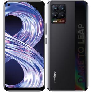 Realme smartphone 8 4Gb/64gb Cyber Black