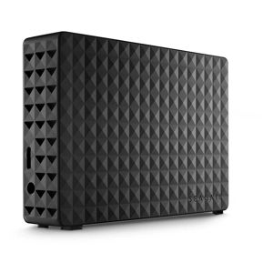 Seagate externí paměťový disk Expansion Desktop 3Tb, Usb3.0, černý (STEB3000200)