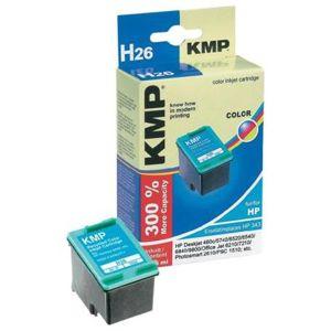 Kmp inkoust H26 / C8766 color Renovace