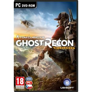 Pc hra Tom Clancy's Ghost Recon: Wildlands (PC)