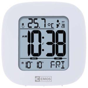 Emos radiobudík E0126 Budík digitální rádiem řízený E0126